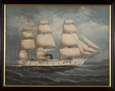 PPMHP 100743: Fregata Donau