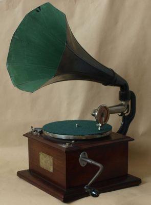 PPMHP 110504: Prijenosni fonograf