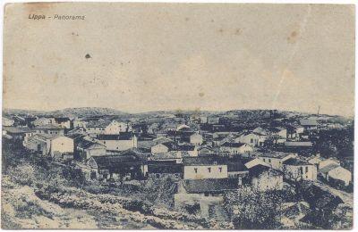 PPMHP 124196: Lipa - Panorama • Lippa - Panorama
