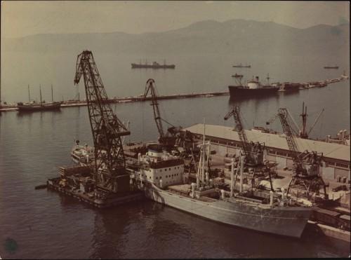 PPMHP 119290: MB Rijeka u riječkoj luci