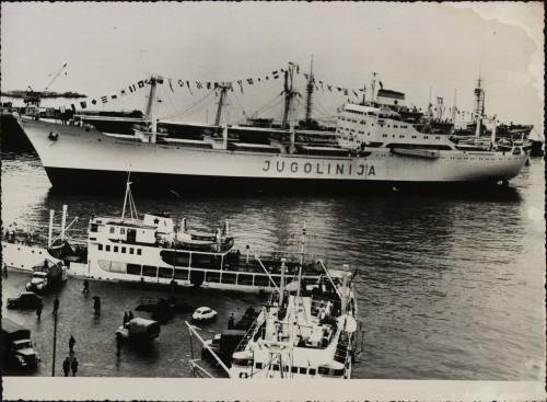 PPMHP 119612: Motorni brod Tuhobić