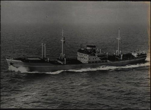 PPMHP 119664: Mb Rijeka u plovidbi
