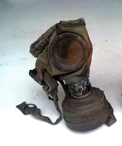 PPMHP 124195/1: Njemačka gas maska model GM-30