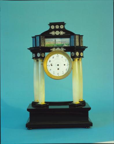 PPMHP 100038: Portalni sat s vedutom Beča