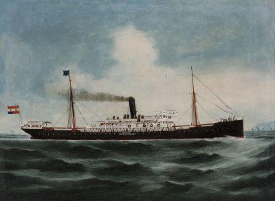 PPMHP 102311: Parobrod Erzherzog Franz Ferdinand