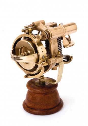 PPMHP 114024: Smjerni ravnač s ozubljenim zvonom - modificirani Obry sustav