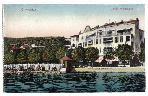 PPMHP 112203: Crikvenica Hotel Miramare