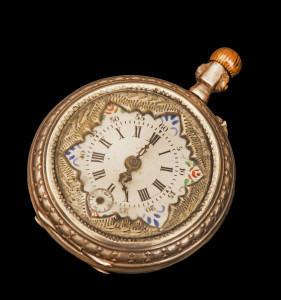 PPMHP 100144: Srebrni džepni sat