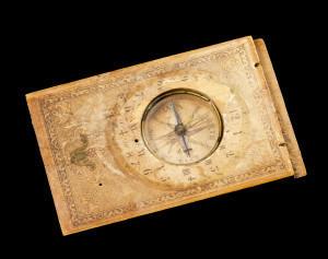 PPMHP 100012: Putni sunčani sat s kompasom