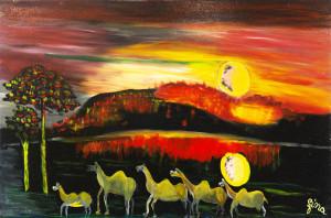 PPMHP 144340: Rainbow valley central Australia