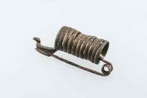PPMHP 104260: Fibula sa spiralnim ukrasom