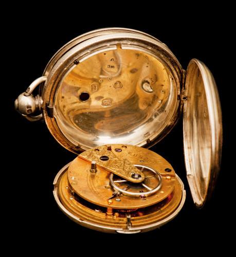 PPMHP 100197: Džepni sat s leopardovom glavom