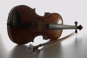 PPMHP 111384: Violina dr. Kresnika iz 1910. • Kopija prema Guarneriju del Gesu