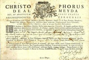 PPMHP 103136: Potvrda o autentičnosti moći Sv. Antuna Opata