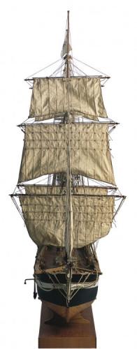 PPMHP 107218: Jedrenjak brik Splendido, M 1:32