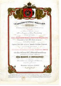 PPMHP 113844: Poziv za dodjelu nagrade kapetanu A. C. Ivančiću