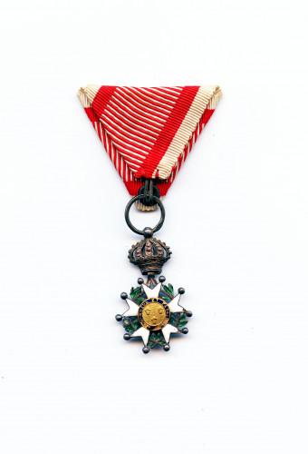PPMHP 101639: Legion d' Honneur • Viteški križ Ordena Legije časti