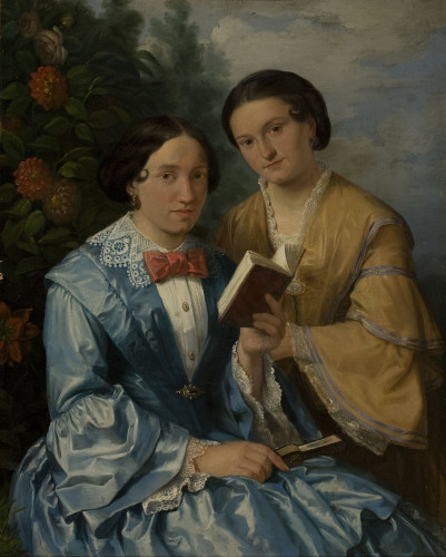 PPMHP 107046: Dvije žene