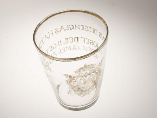 PPMHP 101258: Putna čaša cara Josipa II. Habsburga
