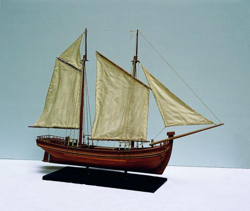 PPMHP 112967: Jedrenjak trabakul 19. stoljeća, M 1:30
