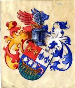 PPMHP 100986: Grb obitelji Milinković