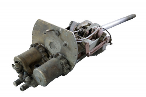 PPMHP 114046: Dvocilindrični motor - tip Whitehead