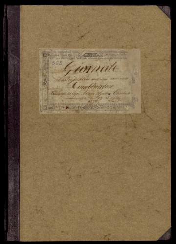 PPMHP 107358: Brodski dnevnik jedrenjaka Combinatore