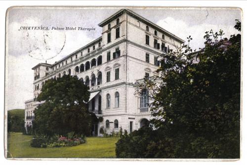 PPMHP 112223: Crikvenica. Palace Hôtel Therapia