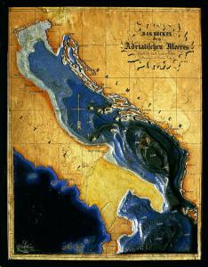 PPMHP 126237: Reljef Jadranskog mora