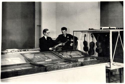 PPMHP 111291: Franjo Kresnik i Carlo Schiavi u Berlinu