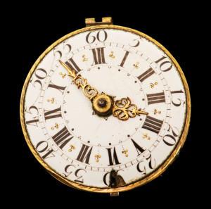 PPMHP 100194: Džepni sat s rubinom