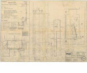 PPMHP 125112: Projekt ugradnje lifta u Guvernerovu palaču • Cabina N. 42019, Cliente palazzo R. Prefettura, Fiume