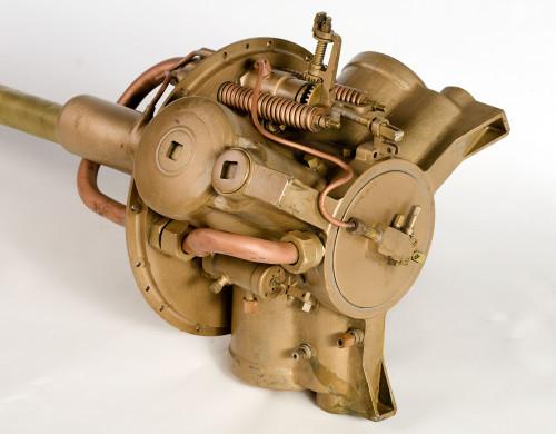PPMHP 114045: Trocilindrični motor torpeda promjera 38,1 cm - tip Brotherhood-Whitehead