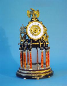 PPMHP 100077: Sat u obliku edikule